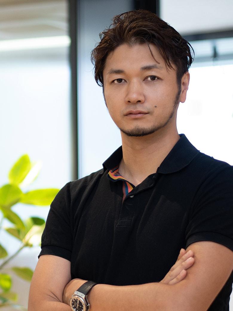 ネクステージグループ専務取締役 片桐 直也